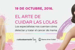 #Cuidalaslolas vuelve para que más mujeres tomen conciencia en #cancerdemama.
