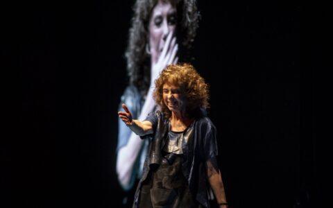"""Laura Messing: """"La obra muestra la fuerza que tenemos las mujeres cuando queremos hacer algo"""""""